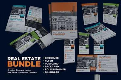 CreativeMarket - Real Estate Bundle