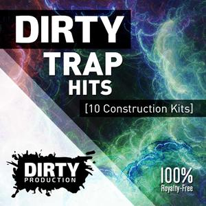 Dirty Production Dirty Trap Hits.WAV MiDi