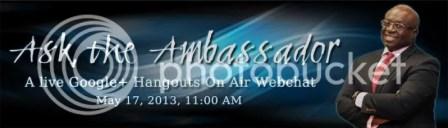 Ask the Ambassador