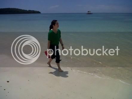 rosal white sand beach glan sarangani