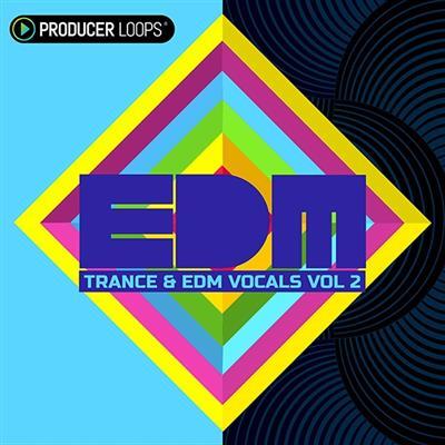 Producer Loops Trance and EDM Vocals Vol2 ACiD WAV MiDi REX coobra.net