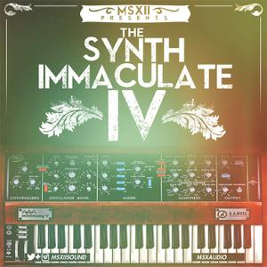 MSXII Sound MSXII Synth Immaculate 4 WAV Logic EXS24.Instruments