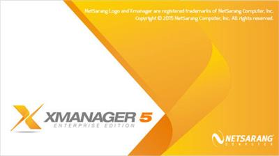 NetSarang Xmanager Enterprise 5 Build.1001