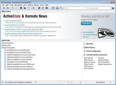 ActiveState Komodo IDE 10.1.1.89474 (Mac/Linx)