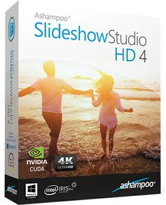 Ashampoo Slideshow Studio HD 4.0.3.1 DC 16.09.2016.Multilingual Portable