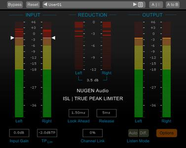 NuGen Audio ISL Bundle v2.1.7 WiN&OSX coobra.net