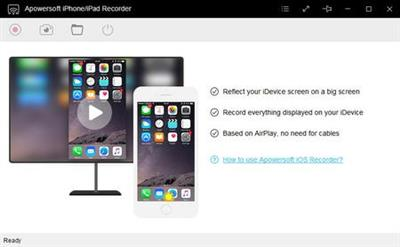 Apowersoft iPhoneiPad Recorder 1.1.1 (Build.09212016)