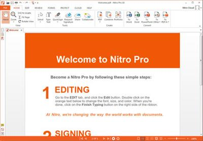 Nitro Pro v11.0.1.16 (x64) Retail