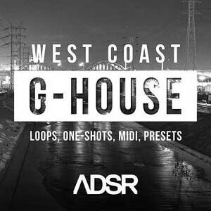 ADSR Sounds West Coast G-House (WAV MiDi MASSiVE SAMPLER iNSTRUMENTS PATCHES)
