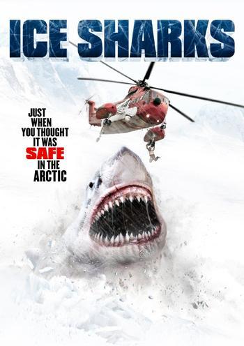 Ice Sharks (2016) DVDRip x264- W4F