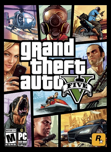 Grand Theft Auto V Update v1.36 Incl Money Trainer-RELOADED