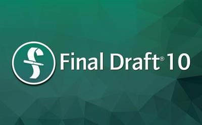 Final Draft 10.0.0 build v38