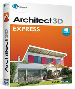Avanquest Architecte 3D Express 2017.19.0.1.1001