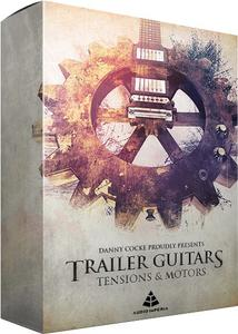 Audio Imperia Trailer Guitars Tensions and Motors.v1.1 KONTAKT UPDATE