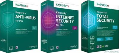 Kaspersky Internet Security Anti-Virus Total
