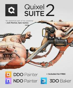 Quixel Suite v2.2.2 coobra.net