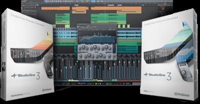 PreSonus Studio One Pro 3.3.1.39379.Multilingual (WinMac)