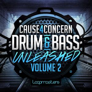 Loopmasters Cause 4 Concern Drum and Bass Unleashed Vol.2 MULTiFORMAT