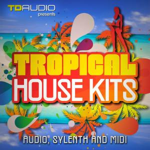 Industrial Strength Tropical House Kits WAV MiDi Sylenth Massive and SPIRE Presets