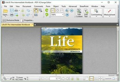 PDF-XChange Editor Plus 6.0.318.0.Multilingual (x64) + Portable