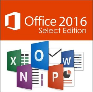 Microsoft Office Select Edition 2016 VL.v16.0.4432.1000
