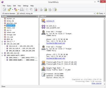 TamoSoft SmartWhois 5.1.285.Multilingual