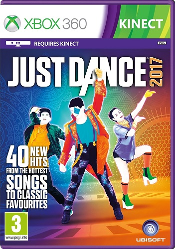 Just Dance 2017 PAL XBOX360-COMPLEX
