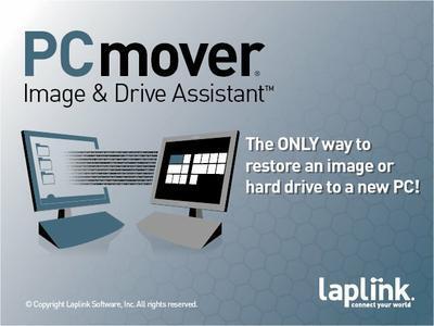 Laplink PCmover Image & Drive Assistant.v10.1.648