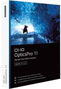 DxO Optics Pro 11.3.0 build 58.Elite Multilingual Mac OS X