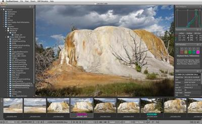 LibRaw FastRawViewer 1.36 Build 1002.MacOSX