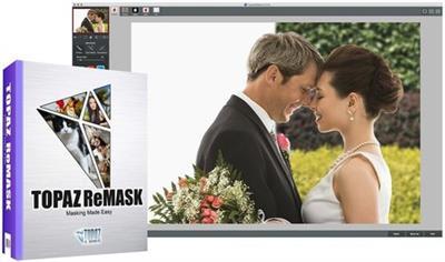 Topaz ReMask 5.0.3.Mac OS X