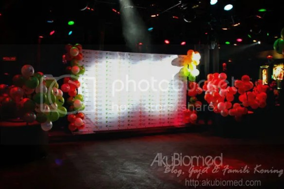 Glitz & Glam Bloggers party at Velvet Zouk Ampang