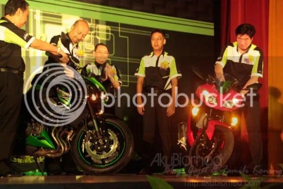 Pelancaran Z800 dan Ninja 250 baharu oleh Kawasaki Malaysia