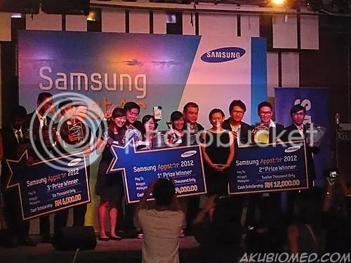 pemenang samsung appstar 2012