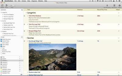 OmniOutliner Pro.4.6 coobra.net