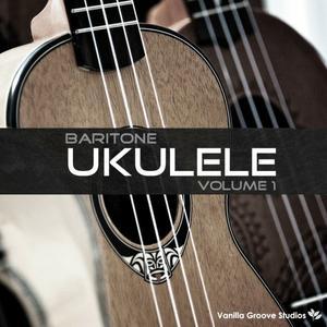 Vanilla Groove Studios Baritone Ukulele Vol. 1, 2, 3.WAV