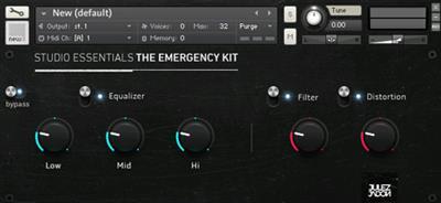Julez Jadon Studio Essentials The Emergency Kit-WAV KONTAKT coobra.net