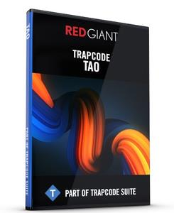 Red Giant Trapcode Tao 1.0.4 for After Effects (Win&Mac)