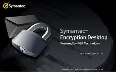 Symantec Encryption Desktop Professional 10.4.0