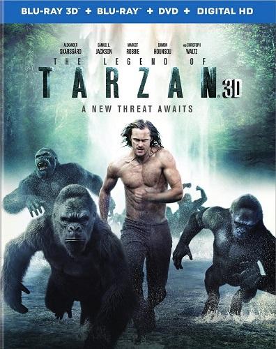 The Legend Of Tarzan 2016 3D 1080p BluRay HSBS x264-SPRiNTER