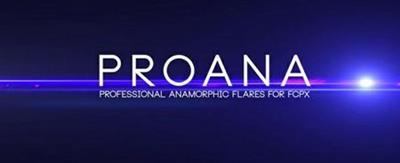 ProAna Volume Anamorphic Flares MacOS