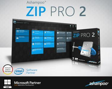 Ashampoo ZIP Pro 2.0.0.38 DC,18.10.2016.Multilingual