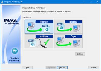 TeraByte Drive Image Backup and Restore Suite.3.03a Retail