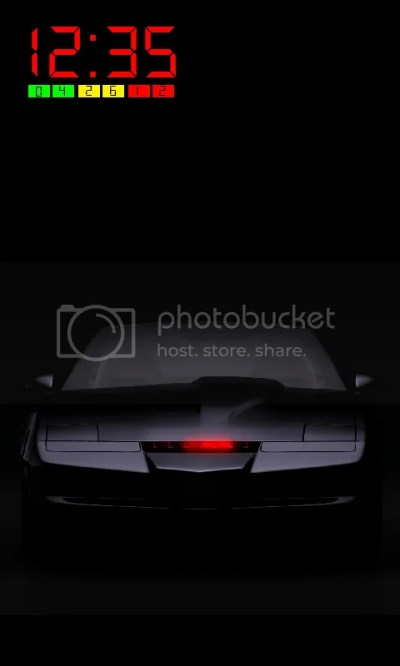 Knight Rider KITT LWP | Android Development and Hacking