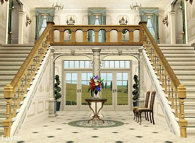 Chateau du Bellevue Petalbots Builds : foyer from www.petalbot.com size 640 x 470 png 197kB