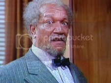 sanford & son tv series- fred sanford