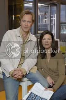 Peter Outerbridge and Wendy Crewson in ReGenesis