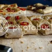 Adventures in Breadmaking: Focaccia