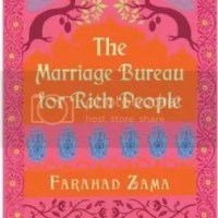 Book Review : The Marriage Bureau for rich people