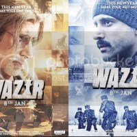 Movie Review : Wazir (2016)